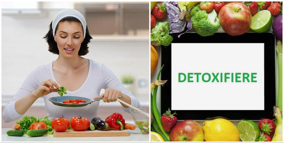 slabire si detoxifiere in numai 7 zile