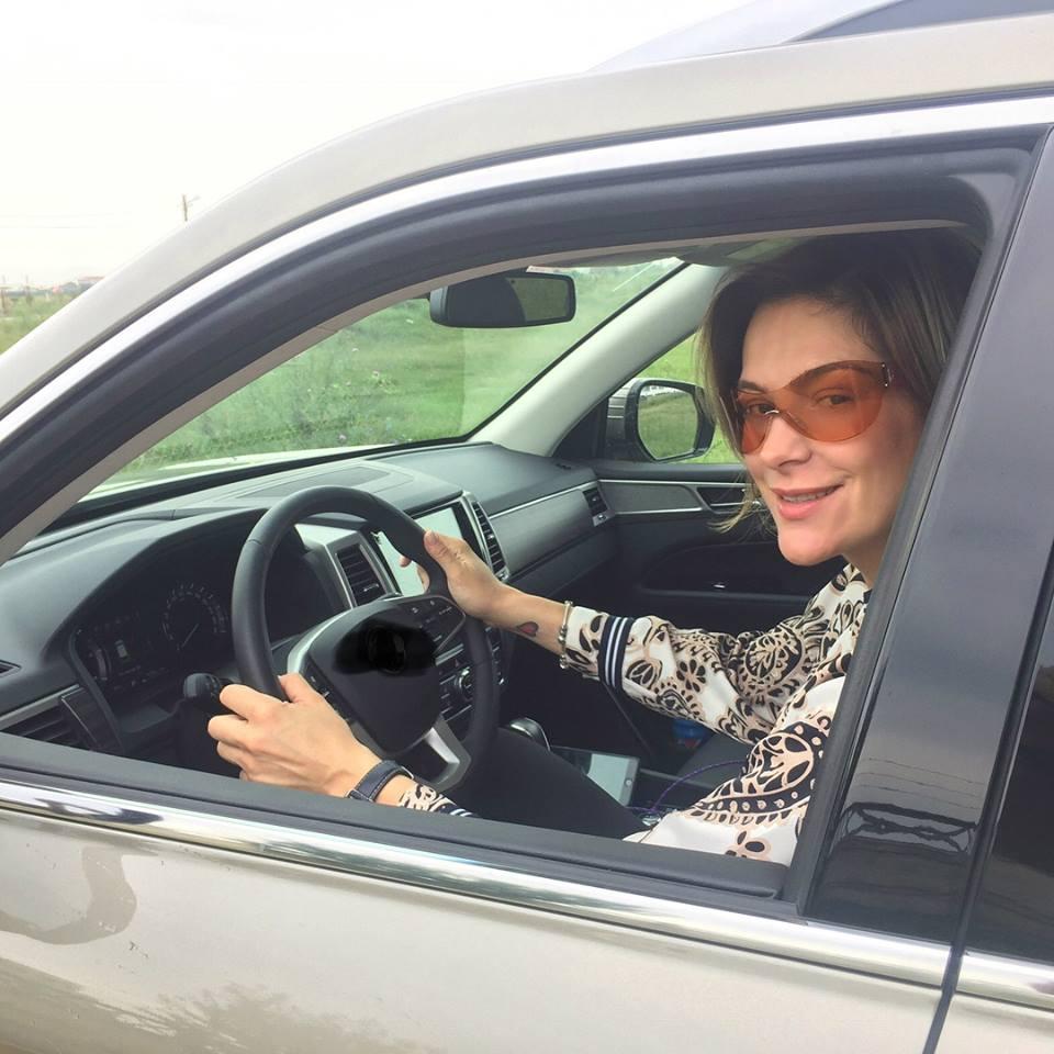 Roxana Ciuhulescu e de doua ori mamica! Ce a facut vedeta chiar inainte sa nasca