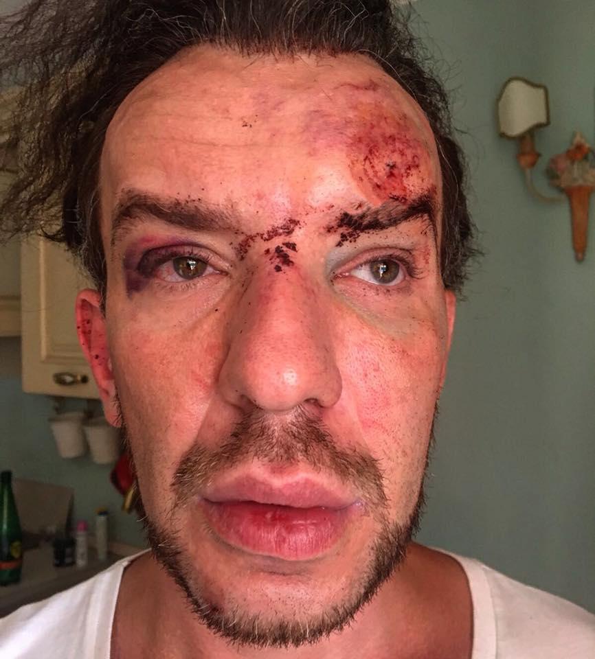 Stephan Pelger a fost snopit in bataie de doua femei, la Cannes!