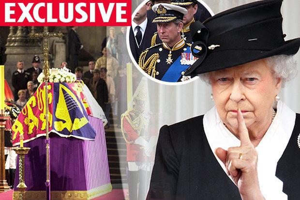 Moartea Reginei Elisabeta a fost planuita. Numele de cod ce va anunta ca a incetat din viata