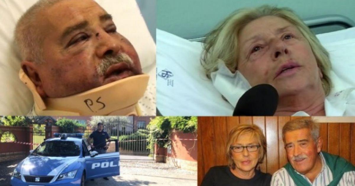 Caz cutremurator in Italia! Trei romani au torturat cu brutalitate un cuplu de medici