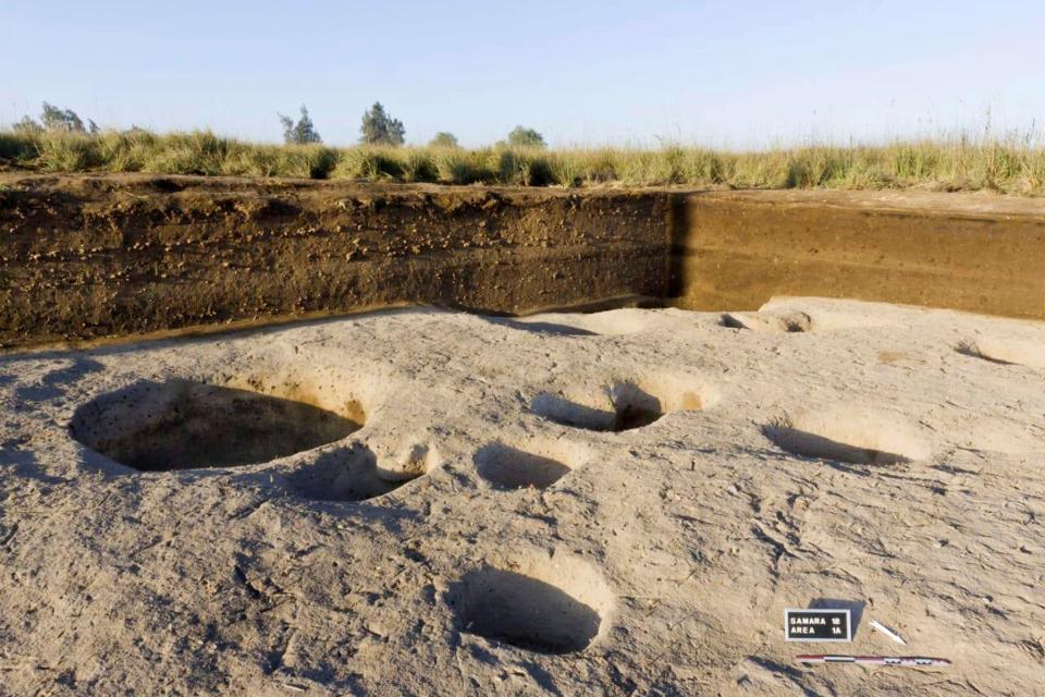 Cea mai veche asezare din Delta Nilului!