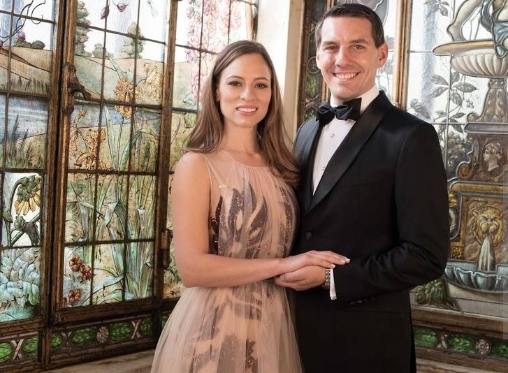 Principele Mihai si Irina Binder