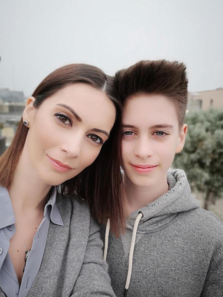 Andreea Berecleanu si-a retras copii de la scoala de stat. Ce schimbari a adus in educatia lor