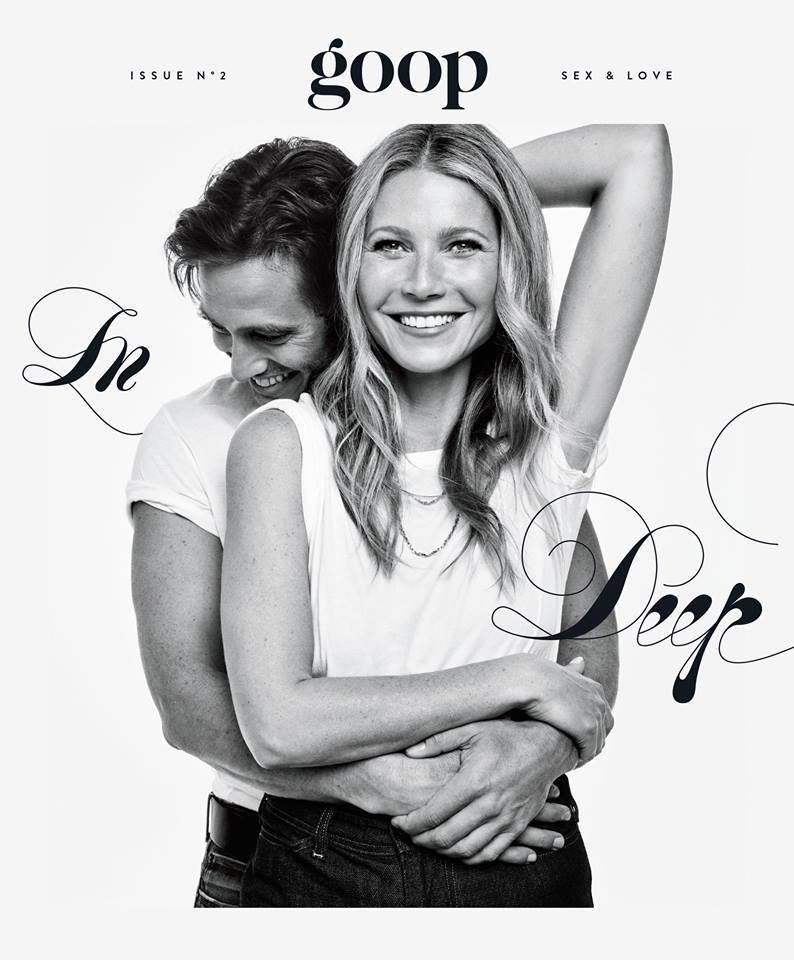 Actriţa Gwyneth Paltrow şi producătorul Brad Falchuk s-au căsătorit