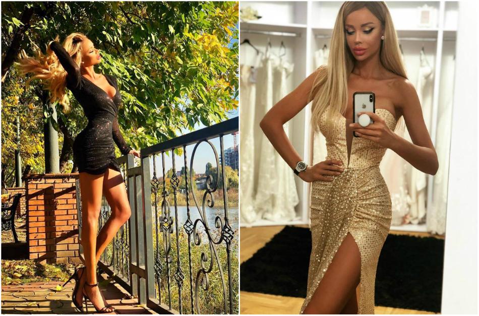 Bianca Dragusanu a lansat colectia noua de rochii!