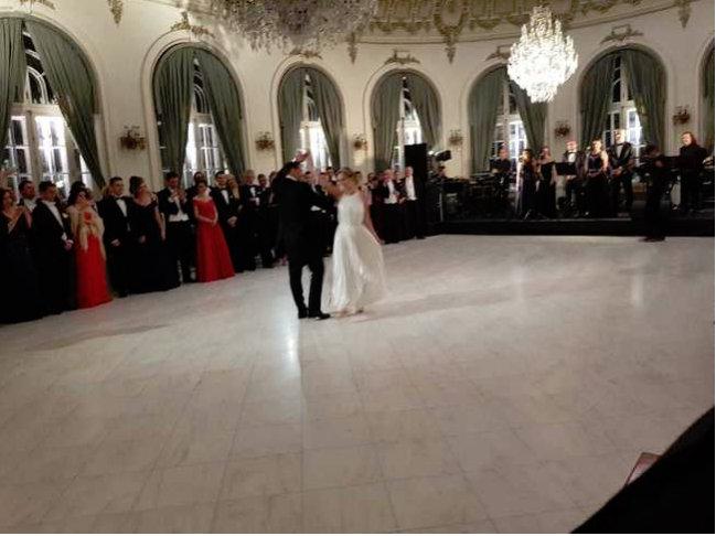 Dansul mirilor de la nunta fostului principe Nicolae cu Alina a fost publicat. Imaginile sunt superbe FOTO