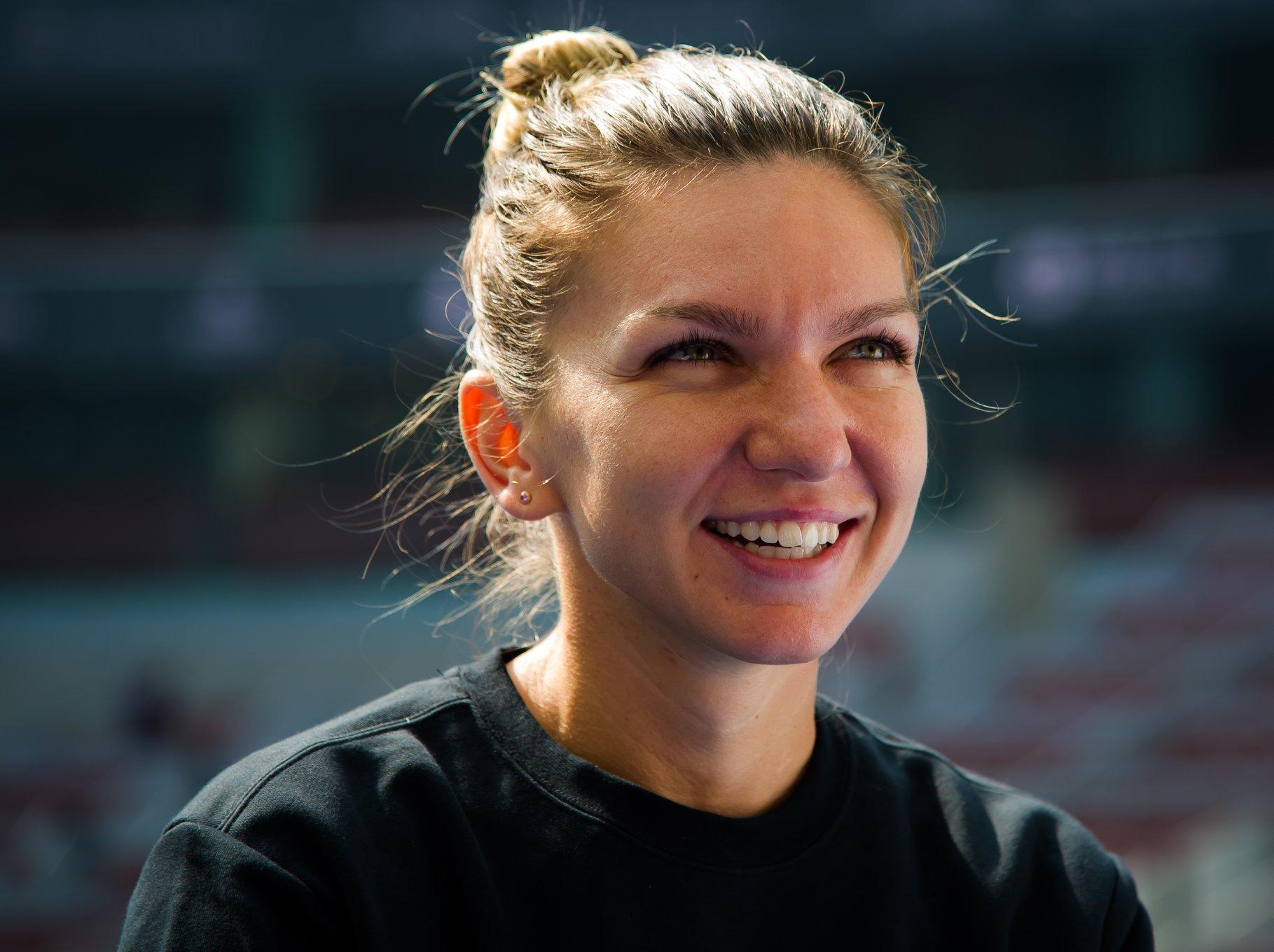 Simona Halep va fi numarul 1 mondial la sfarsitul anului. Anuntul e oficial!