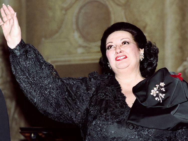 Soprana spaniolă Montserrat Caballé a murit la vârsta de 85 de ani