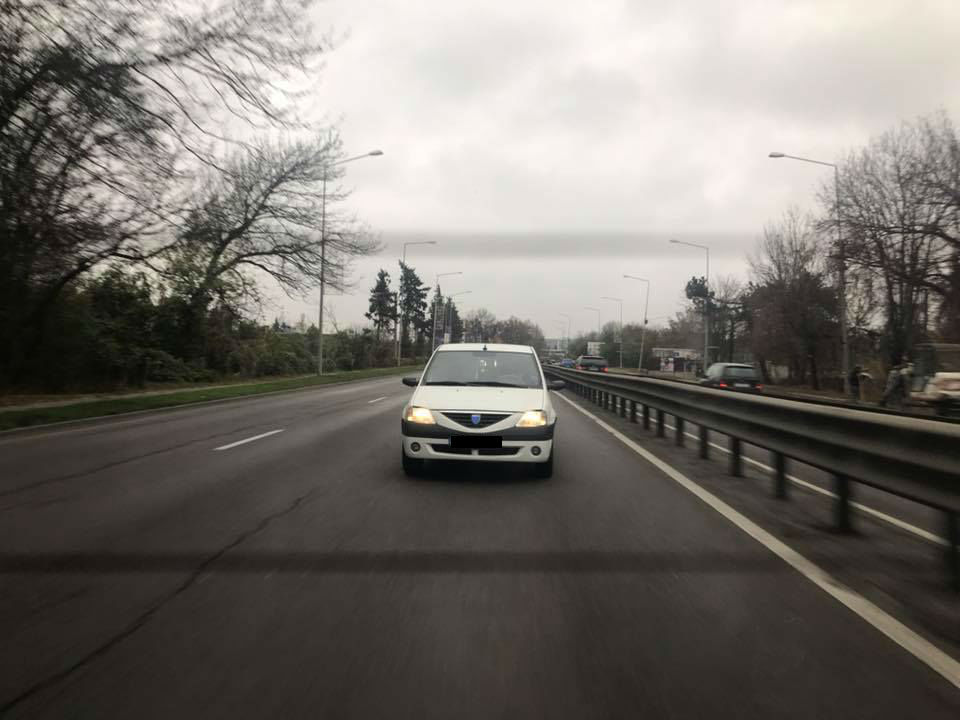 Dragos Patraru, probleme in trafic! A fost sicanat de un sofer
