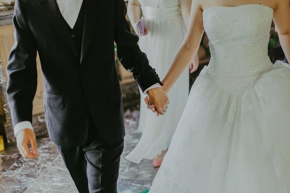Fotografa le-a stricat nunta mirilor