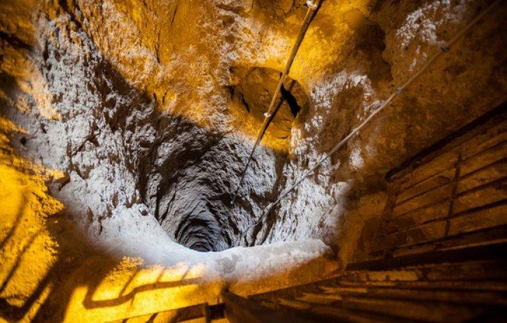 Oras intreg descoperit sub casa unui barbat, din Turcia (1)