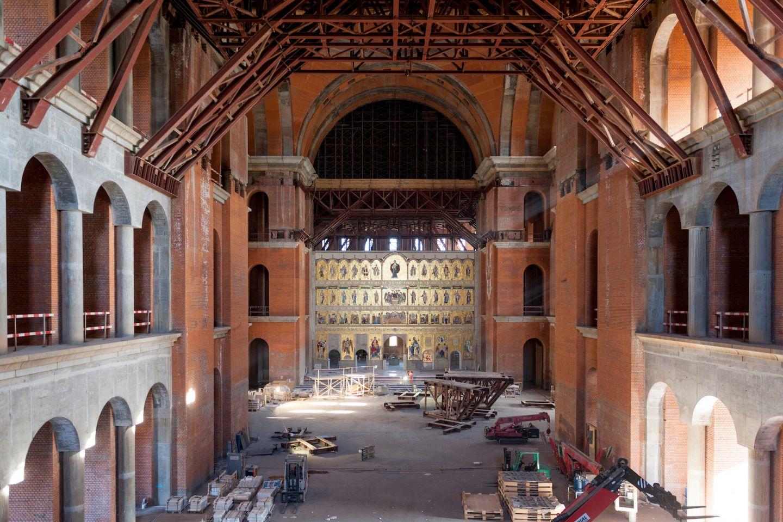 Un preot a socat cu declaratia privind Catedrala Mantuirii Neamului