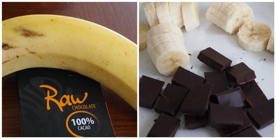 Vești bune! Ciocolata și banana sunt recomandate în curele de slăbire