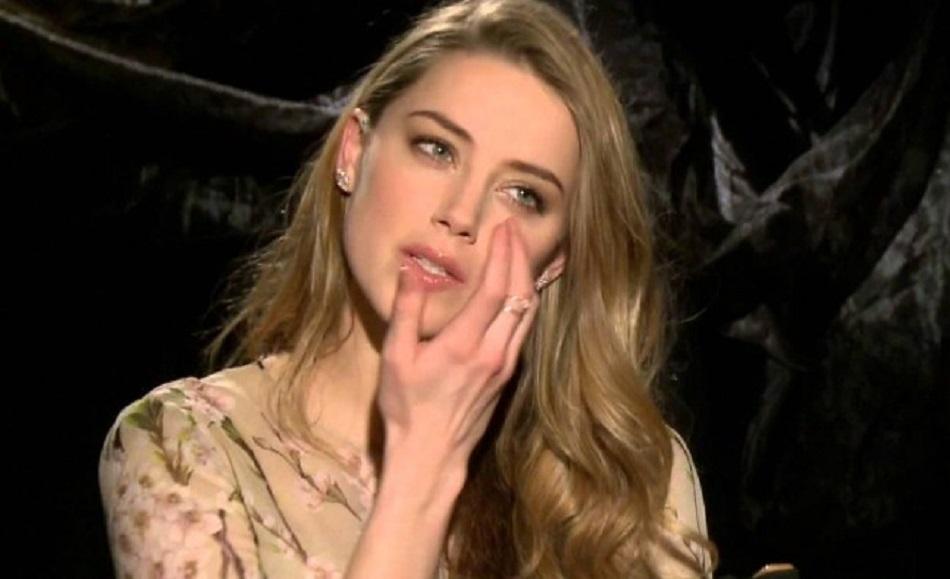Amber Heard a primit amenintari cu moartea