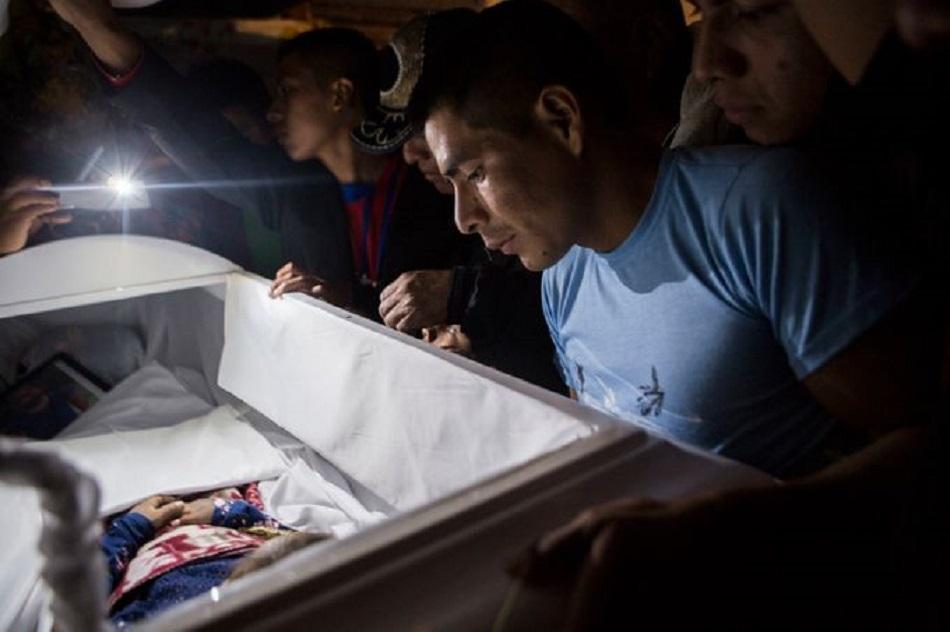 Baietelul de 8 ani care a murit in arestul autoritatilor americane