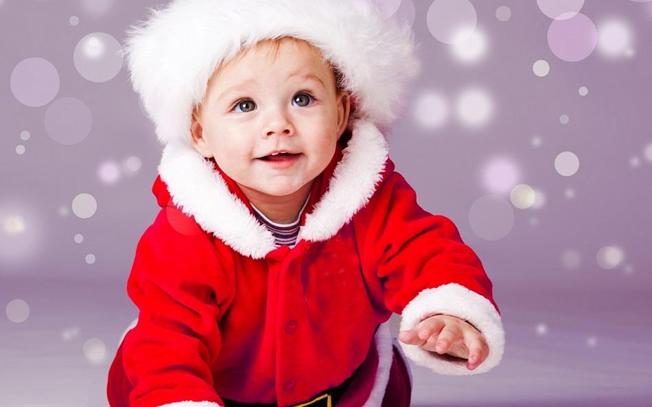 Bebelusii nascuti in luna decembrie sunt speciali