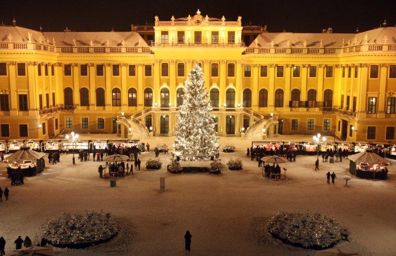 Targul de Craciun la Viena 2018