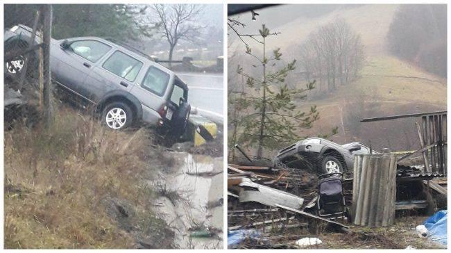 Cantaretul Cornel Borza a facut accident de masina
