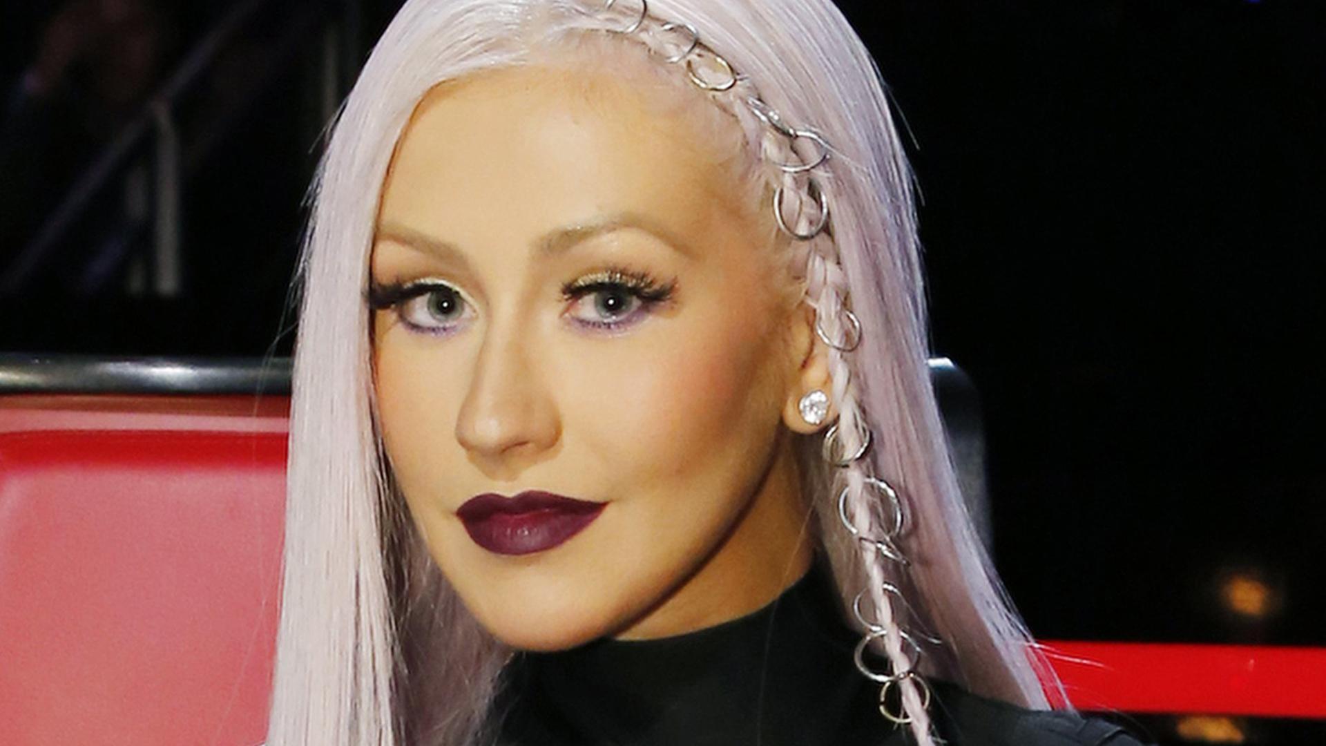 Christina Aguilera a implinit varsta de 38 ani pe 18 decembrie