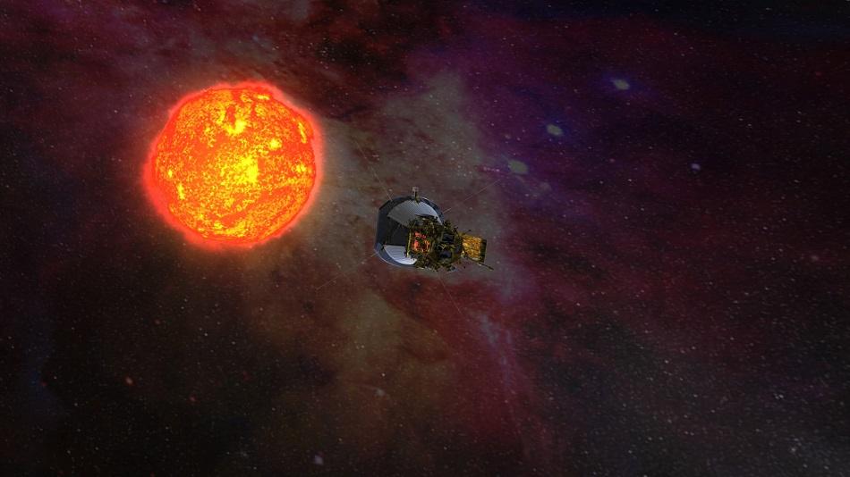 Prima fotografie de aproape cu Soarele