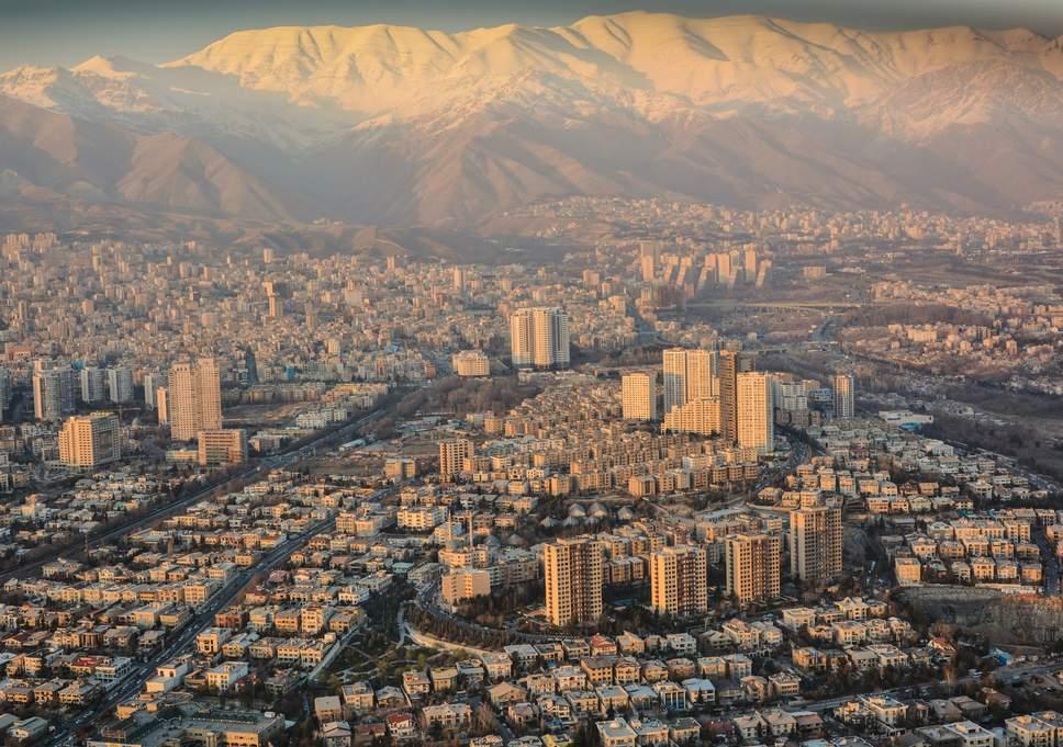 Teheran orasul imens care se scufunda in fiecare an cu 25 de centimetri