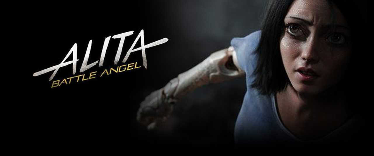 filme noi 2019 Alita: Battle Angel