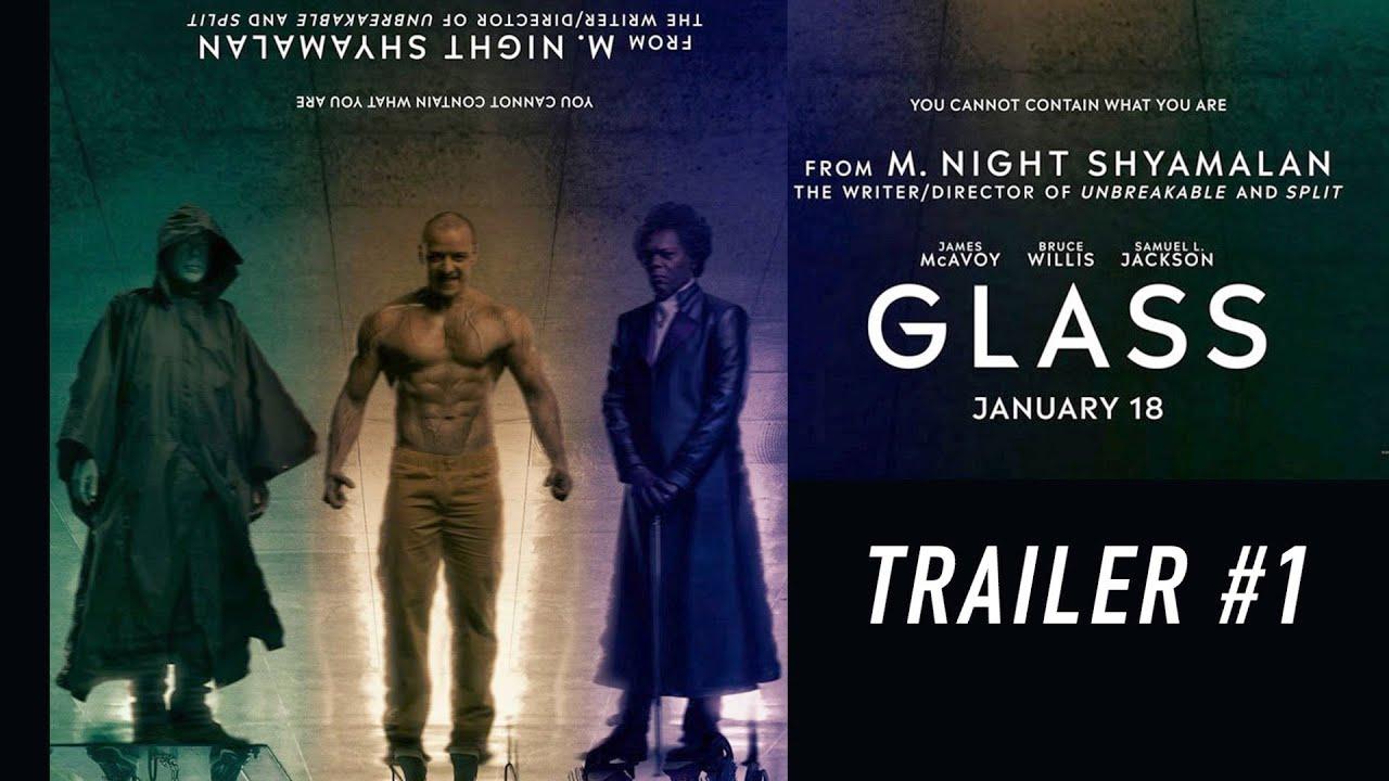filme noi 2019 Glass