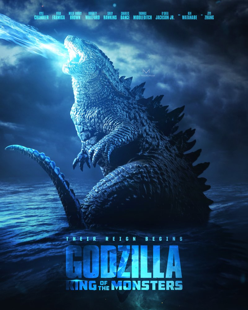filme noi 2019 Godzilla: King of the Monsters