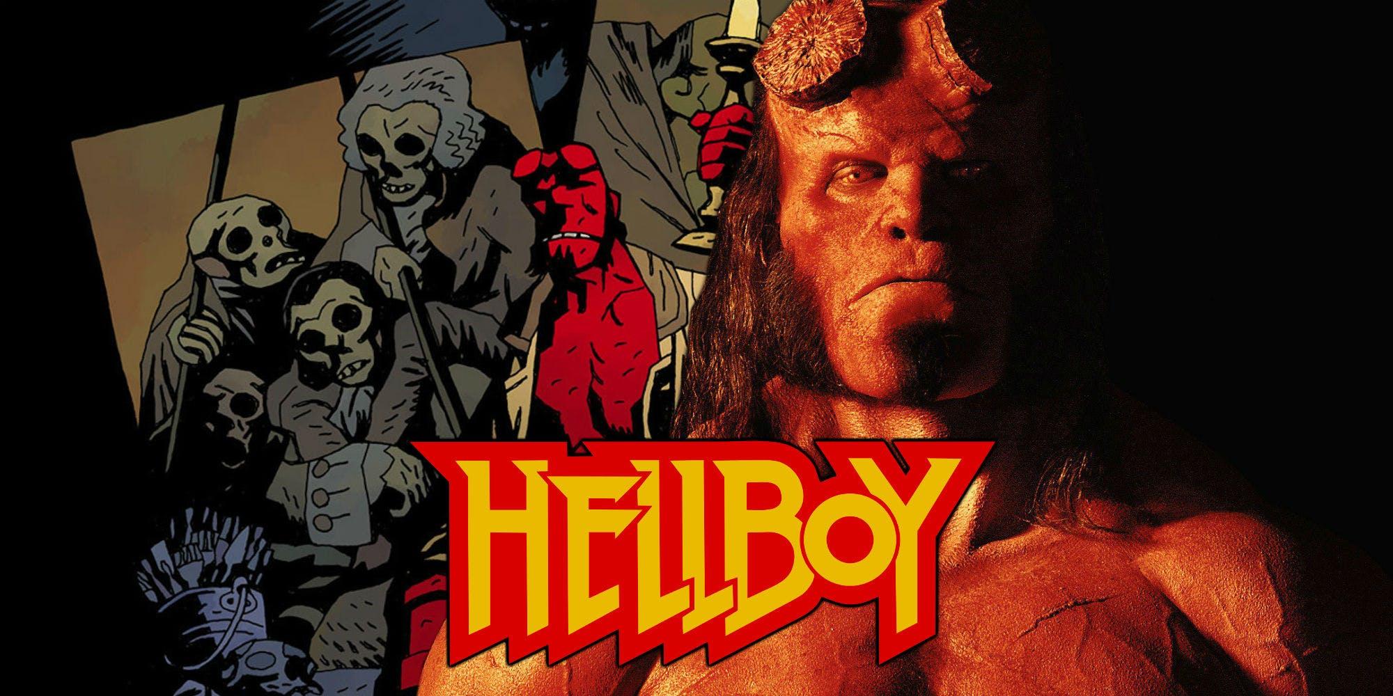 filme noi 2019 Hellboy