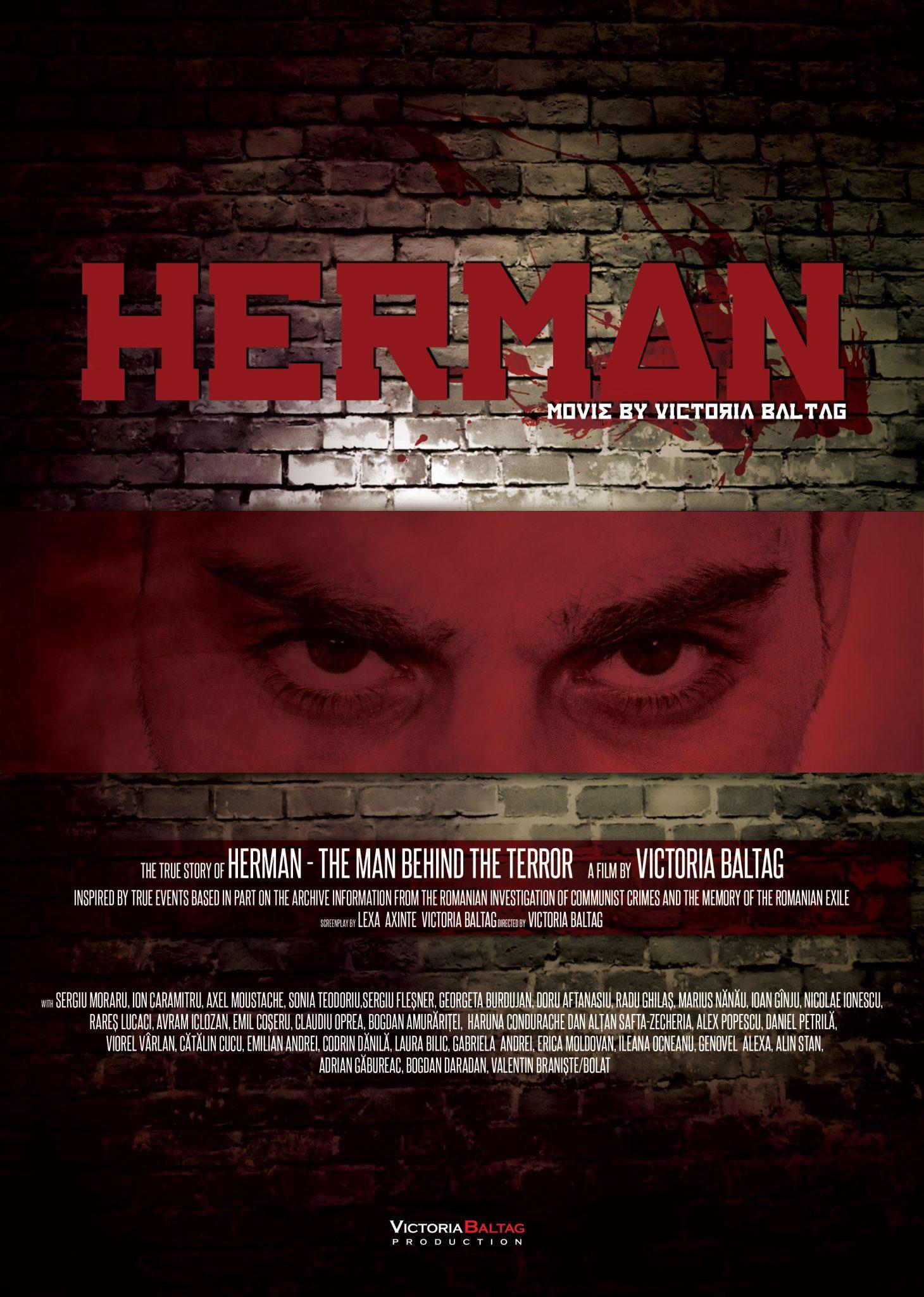 filme noi 2019 Herman: The Man Behind the Terror