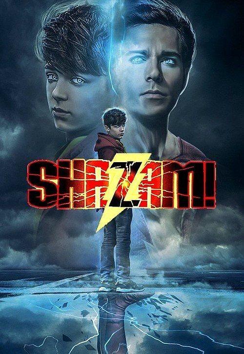 filme noi 2019 Shazam!