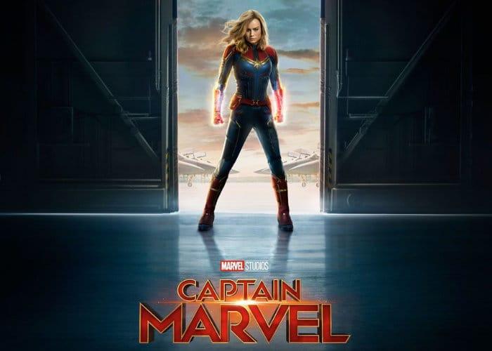 filme noi 2019 Captain Marvel