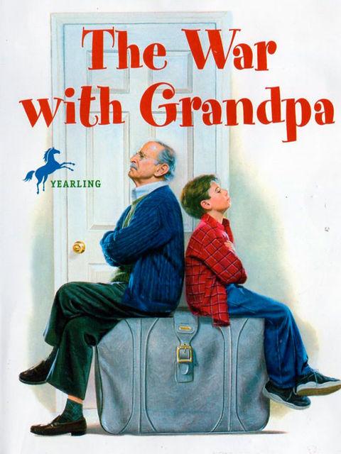 filme noi 2019 War with Grandpa