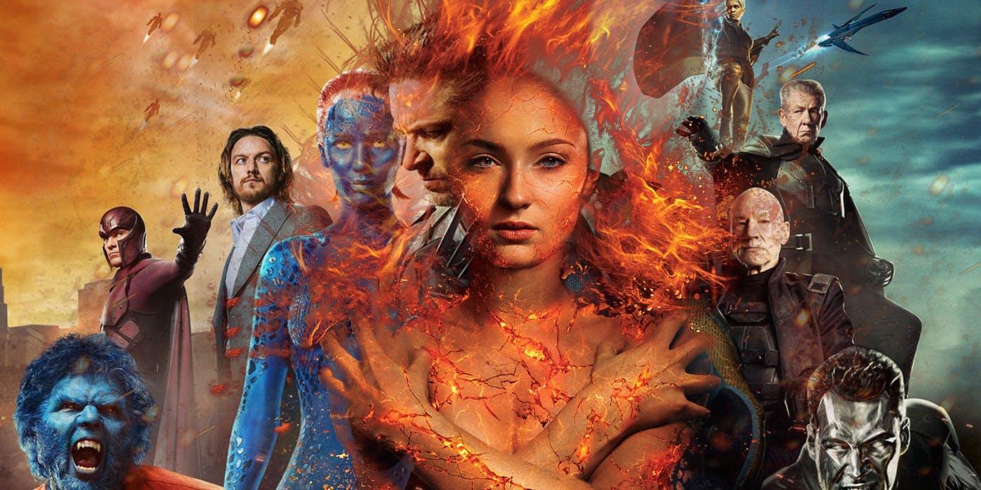 filme noi 2019 X-Men Dark Phoenix