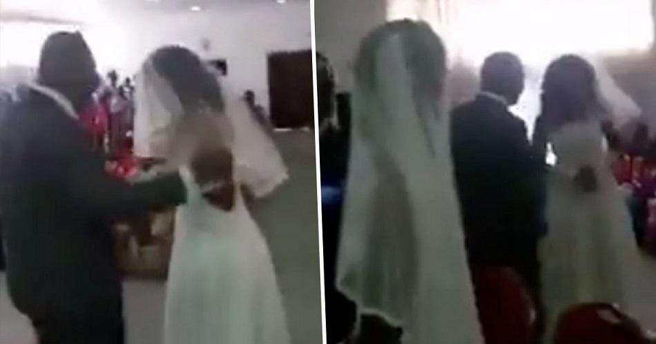 Amanta le-a distrus nunta acestor miriAmanta le-a distrus nunta acestor miri