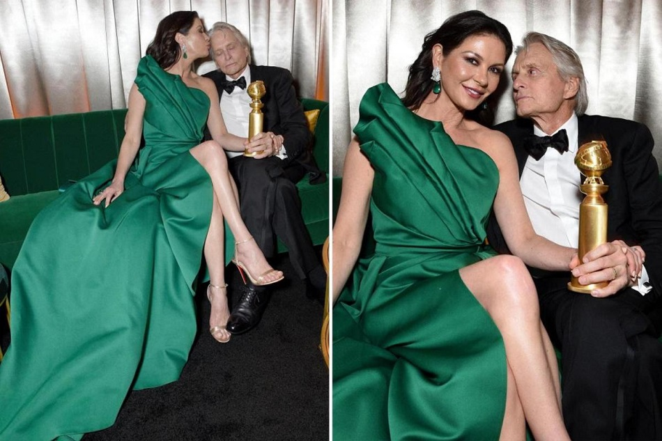 Asa reusesc Michael Douglas si Catherine Zeta-Jones sa aiba casnicia perfecta