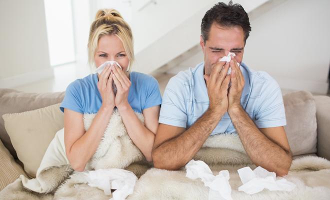 Care este diferenta dintre gripa si raceala