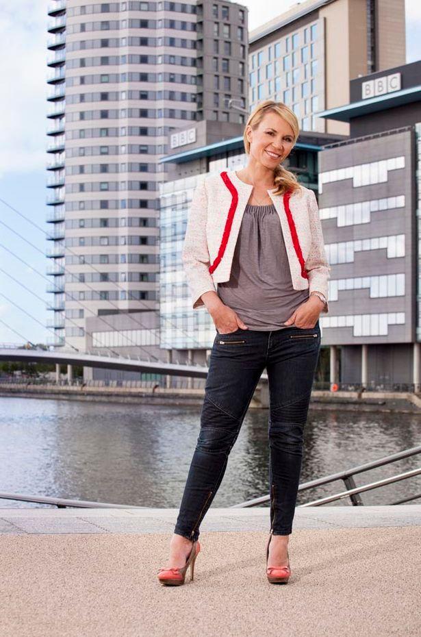 Cauza mortii prezentatoarei BBC, Dianne Oxberry