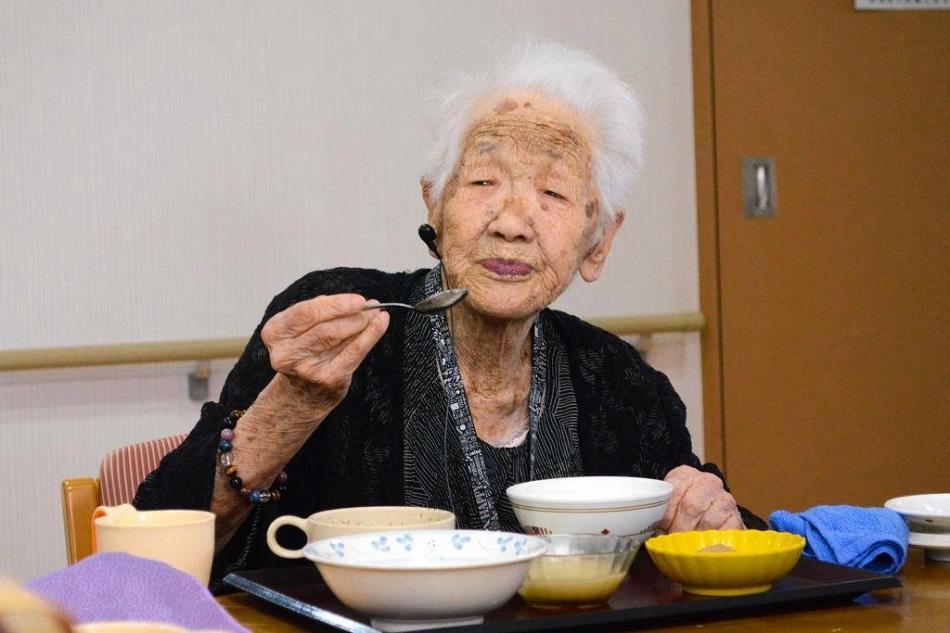 Cea mai batrana femeie din lume! A implinit varsta de 116 ani
