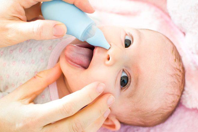 Cum desfunzi rapid nasul bebelusului