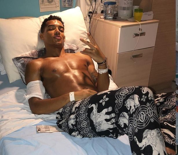 Fotbalist de 22 de ani, diagnosticat cu cancer