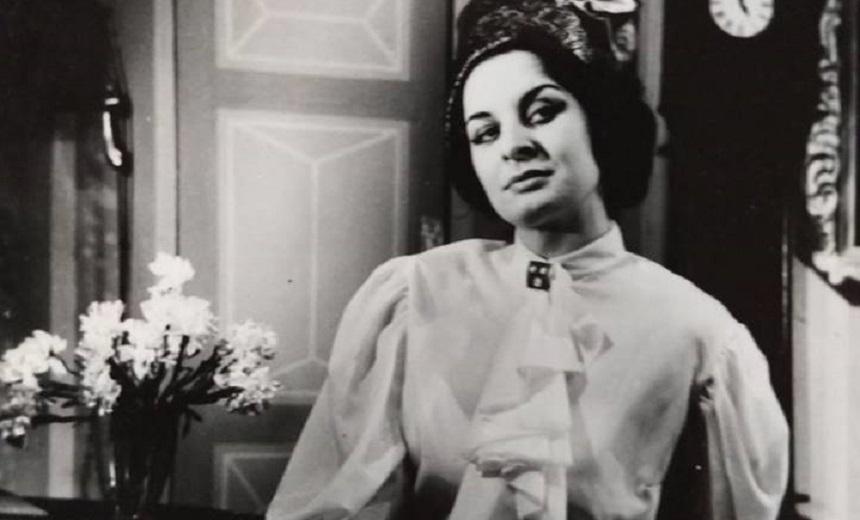 Leonora Popescu a murit pe 31 decembrie 2018