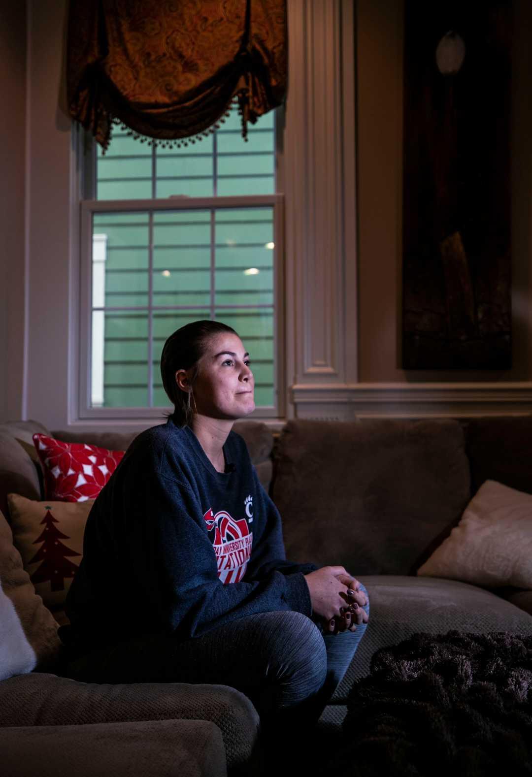 Voleibalista Alyssa Cavanaugh sufera de cancer