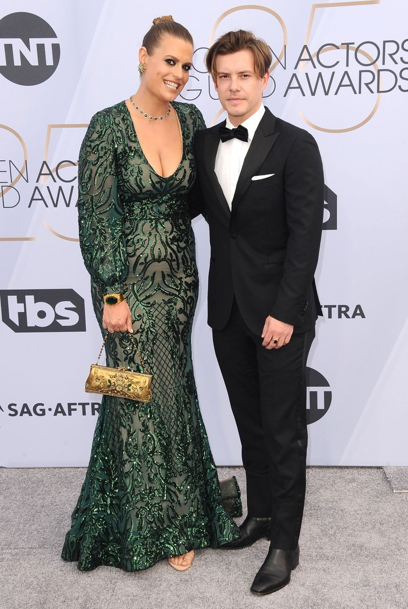 cupluri premiile sag 2019 Marianna Palka si Xavier Samuel