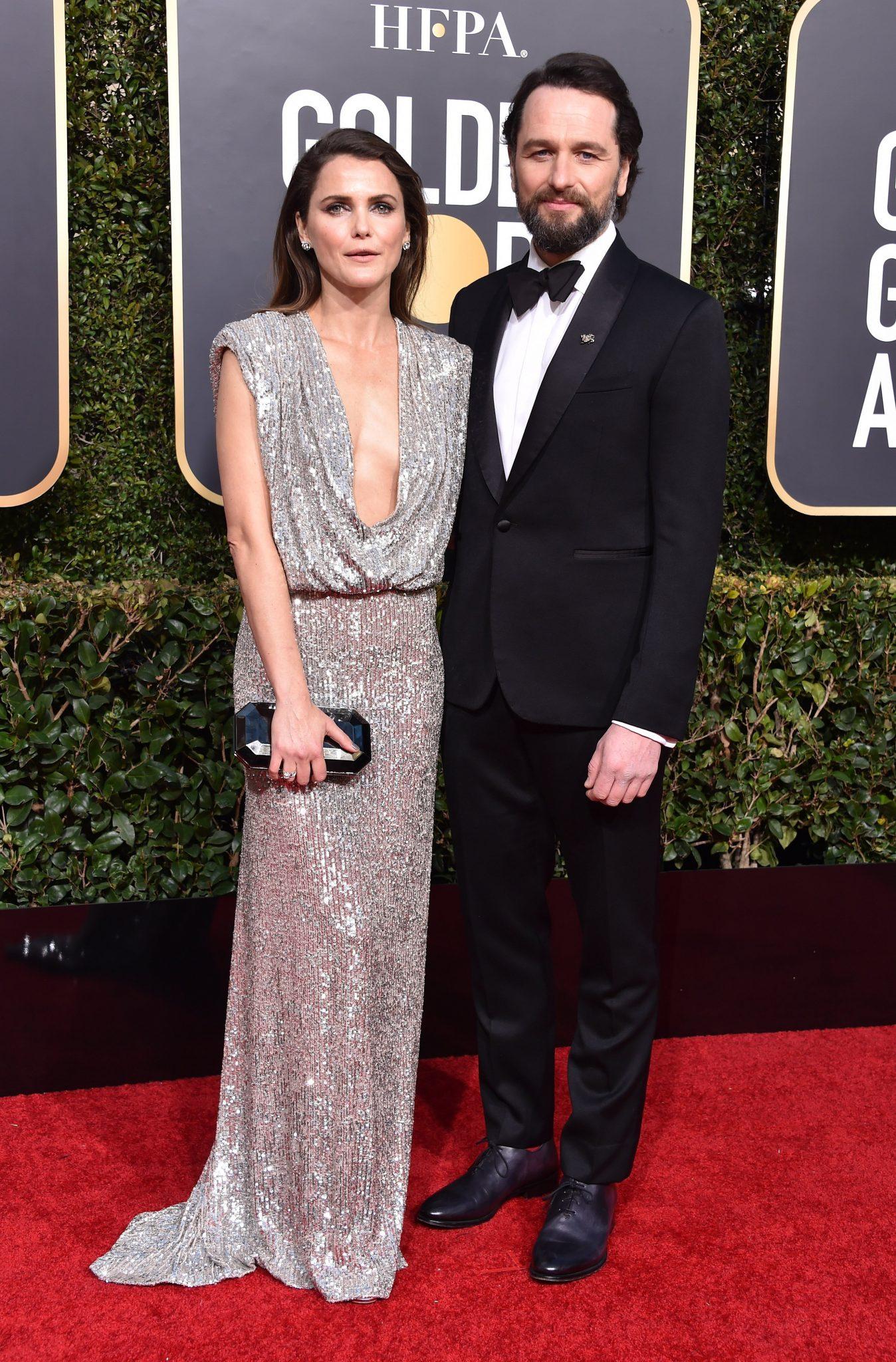 cupluri premiile sag 2019 Matthew Rhys si Keri Russell