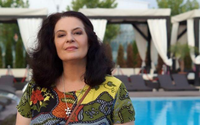 Actrita Maria Teslaru a murit