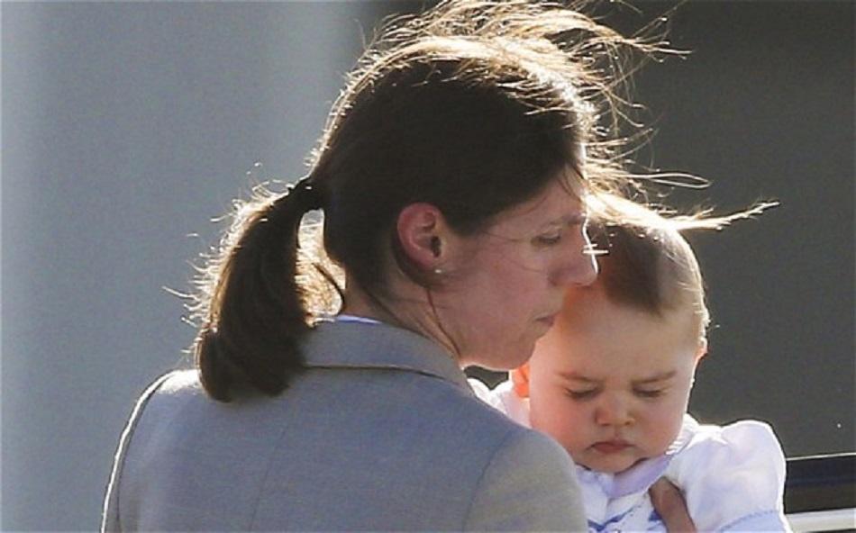 Bona Printului George si a Printesei Charlotte nu pronunta niciodata acest cuvant in fata celor mici