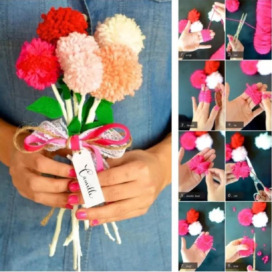 Cadouri handmade de Valentine's Day
