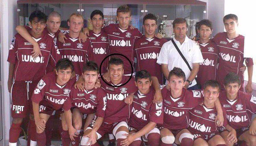 Cristian Doros, junior la Rapid, a murit la 27 de ani. Ce s-a intampla cu el